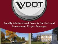 Locally administered projects for the local government project manager