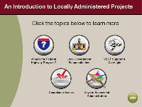 Introduction to locally administered projects