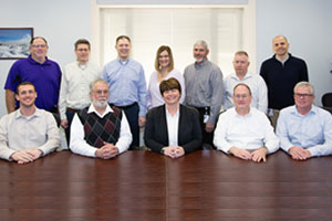 Our team of professionals - click to enlarge