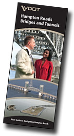 Hampton Roads bridge and tunnel brochure