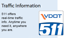 511 offers real-time traffic info. Anytime you need it, anywhere you are.